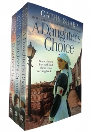 East End Daughters Series 3 Books Collection Set by Cathy Sharp Photo