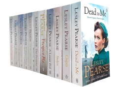 Lesley Pearse 11 Books Collection Set Photo