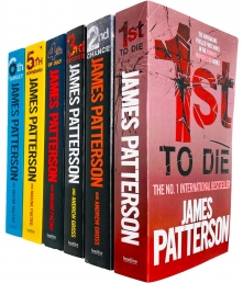 Womens Murder Club 6 Books Collection Set by James Patterson (Books 1 - 6) Photo