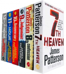 Womens Murder Club 6 Books Collection Set by James Patterson (Books 7 - 12) Photo