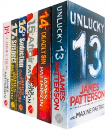 Womens Murder Club 6 Books Collection Set by James Patterson (Books 13 - 18) by James Patterson