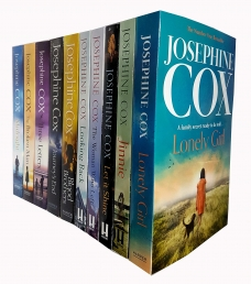Josephine Cox Series 10 Books Pack Collection Set Photo