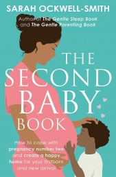 The Second Baby Book Photo