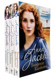 Anna Jacobs Michaels Family Series 3 Books Collection Set NEW COVER Photo