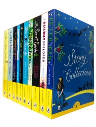 The Puffin Classic Story Collection 10 Books Set Perfect Gift Set Box for Kids Photo