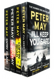 Peter May Collection 4 Books Set Photo