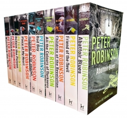 Peter Robinson The Inspector Banks Series 10 Books Collection Set Photo