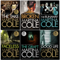 Martina Cole Collection 6 Books Set Photo