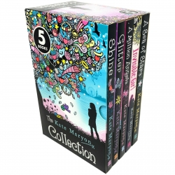 The Kate Maryon Collection 5 Books Box Set - Shine, Glitter, A Million Angels, Invisible Girl & A Sea of Stars by Kate Maryon