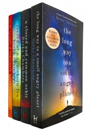Wayfarers Series 4 Books Collection Set by Becky Chambers Photo