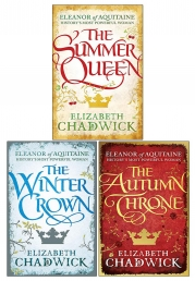 Eleanor of Aquitaine Series 3 Books Collection Set By Elizabeth Chadwick Photo