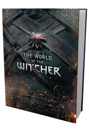 The World Of The Witcher Computer Games Books Photo