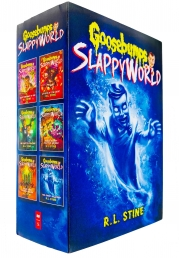 Goosebumps Slappyworld Series 6 Books Collection Set (Books 1 - 6) by R.L. STINE Photo
