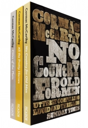 Border Trilogy Series Collection 3 Books Set By Cormac McCarthy Photo