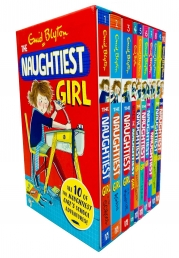 Enid Blyton The Naughtiest Girl 10 Books Collection Box Set (Series 1 to 10) Photo
