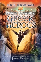 Percy Jackson and the Greek Heroes by Rick Riordan Photo