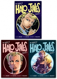 The Ballad Of Halo Jones Collection Vol 1-3 Books Set by Alan Moore Photo