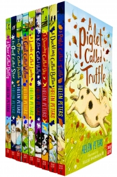 The Jasmine Green Series 9 Books Collection Set by Helen Peters Photo