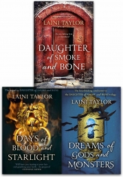 The Daughters of Smoke and Bone Trilogy 3 Collection Books Set by Laini Taylor by Laini Taylor