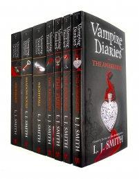 Vampire Diaries the Awakening & the Return 7 Books Bundle Collection Set by L. J. Smith Photo