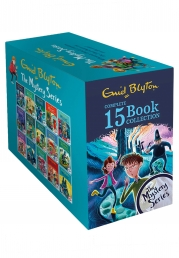 The Mystery Series Find-Outers Complete 15 Books Collection Box Set by Enid Blyton Photo