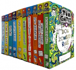 Tom Gates Series 2 and 3 - 10 Books Collection Set By Liz Pichon Photo