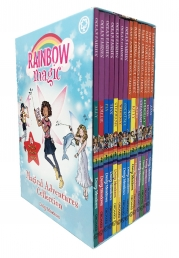 Rainbow Magic Magical Adventures Collection 14 Books Box Set Includes Ocean Fairies and Baby Animal Rescue Fairies Photo