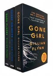 Gillian Flynn Series 3 Books Collection Set Photo