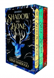 Shadow and Bone Trilogy Leigh Bardugo Collection 3 Books Set  - Shadow and Bone, Siege and Storm, Ruin and Rising