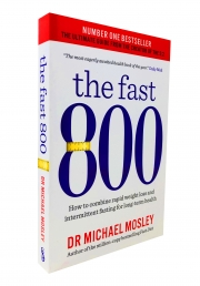 The Fast 800 - How to combine rapid weight loss and intermittent fasting for long-term health Photo