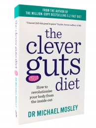 The Clever Guts Diet by Dr Michael Mosley Photo
