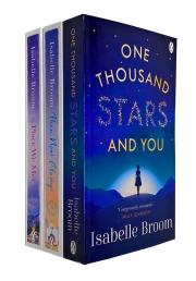 Isabelle Broom Collection 3 Books Set Photo