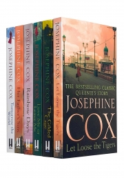 Josephine Cox 6 Books Collection Set Rainbow Days,Gilded Cage,Tomorrow the World Photo