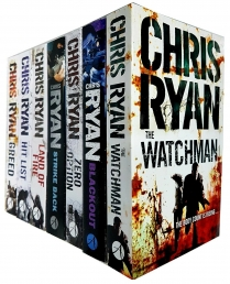 Chris Ryan Collection 7 Books Set Photo