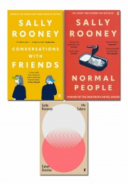 Sally Rooney 3 Books Collection Set Photo