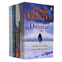 Conn Iggulden Series 4 Books Collection Set Photo