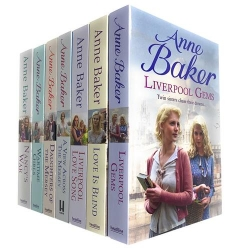 Anne Baker Collection 7 Books Set Photo