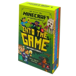 Minecraft: Into the Game The Woodsword Chronicles Collection, Night of the Bats... Photo