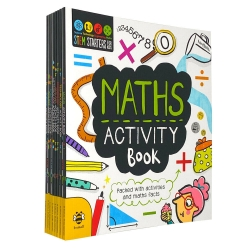 STEM Starters for Kids 8 Activity Books Collection Set Photo