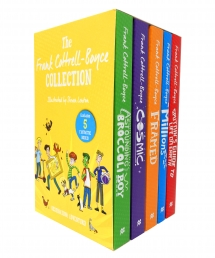 Frank Cottrell Boyce Collection 5 Books Box Set Cosmic, Millions, Framed, Sputniks Guide to Life on Earth Photo