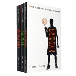 The Crossover Series 3 Books Collection Set by Kwame Alexander Photo