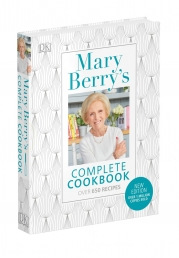 Mary Berry's Complete Cookbook Over 650 Recipes Book Photo