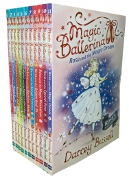 Magic Ballerina Series 11 Books Collection Set By Darcey Bussell (Books 1-11) Photo