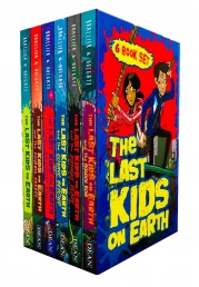 The Last Kids On Earth 6 Books Collection Set by Max Brallier Photo