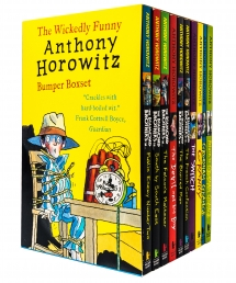 Anthony Horowitz Wickedly Funny Children Collection 10 Books Box Set Photo