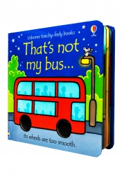Thats Not My Bus (Touchy-Feely Board Books) Photo