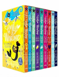 Emily Windsnap Series The Complete Collection 9 Books Set By Liz Kessler Photo