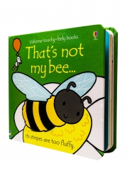 Thats Not My Bee (Touchy-Feely Board Books) Photo