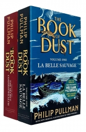 Philip Pullman Book of Dust 2 Books Collection Set La Belle Sauvage and The Secret Commonwealth Photo