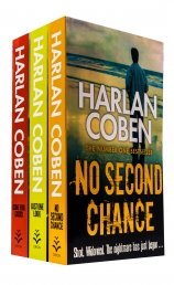 Harlan Coben Collection 3 Books Set - No Second Chance, Gone for Good, Just One Look Photo